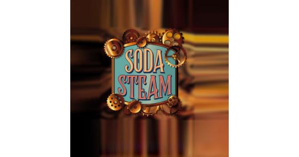 Soda Steam E-Liquid - 50ml
