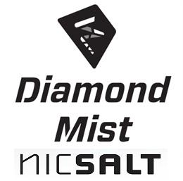 Diamond Mist Nic Salt E-Liquid - 10ml