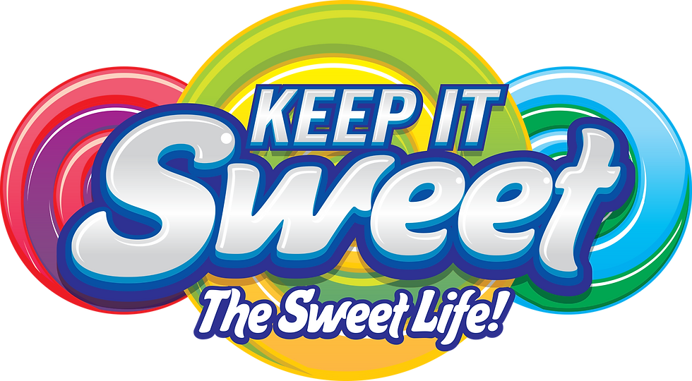 Keep It Sweet E-Liquid - 100ml