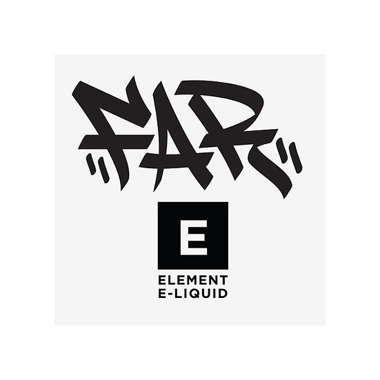 """FAR"" by Element E-Liquid - 50ml"