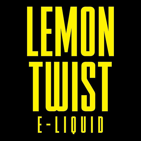 Lemon Twist E-Liquid - 50ml