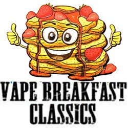 Vape Breakfast Classics E-Liquid - 100ml