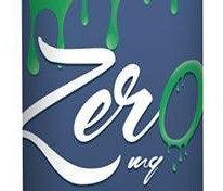 ZER0 MG E-Liquid - 50ml