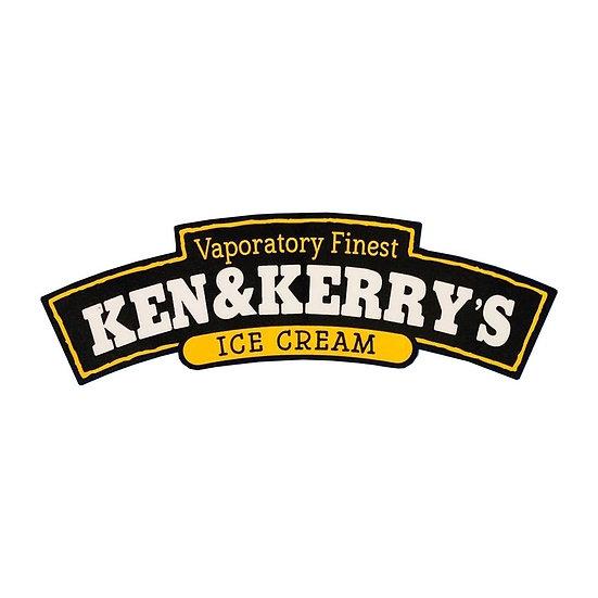 Ken & Kerry's E-Liquid - 100ml