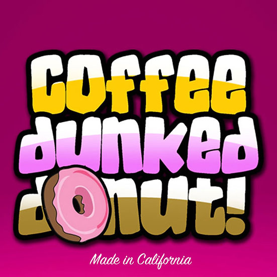 Coffee Dunked Donut E-Liquid - 50ml