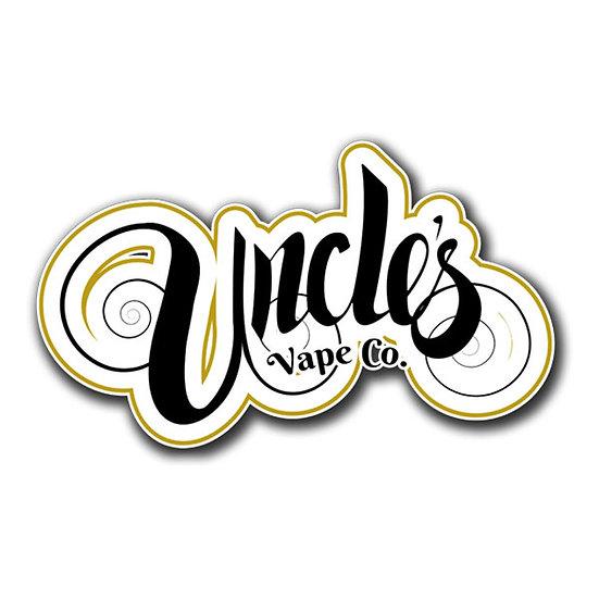 Uncle's Vape Co E-Liquid - 50ml