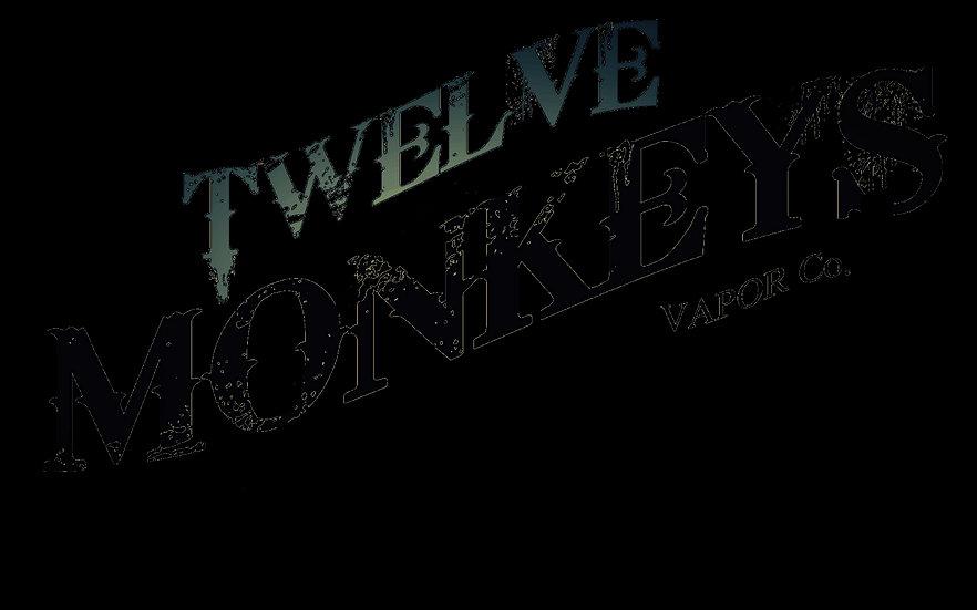 Twelve Monkeys E-Liquid - 50ml