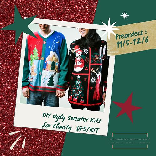 DIY Ugly Sweater Kits