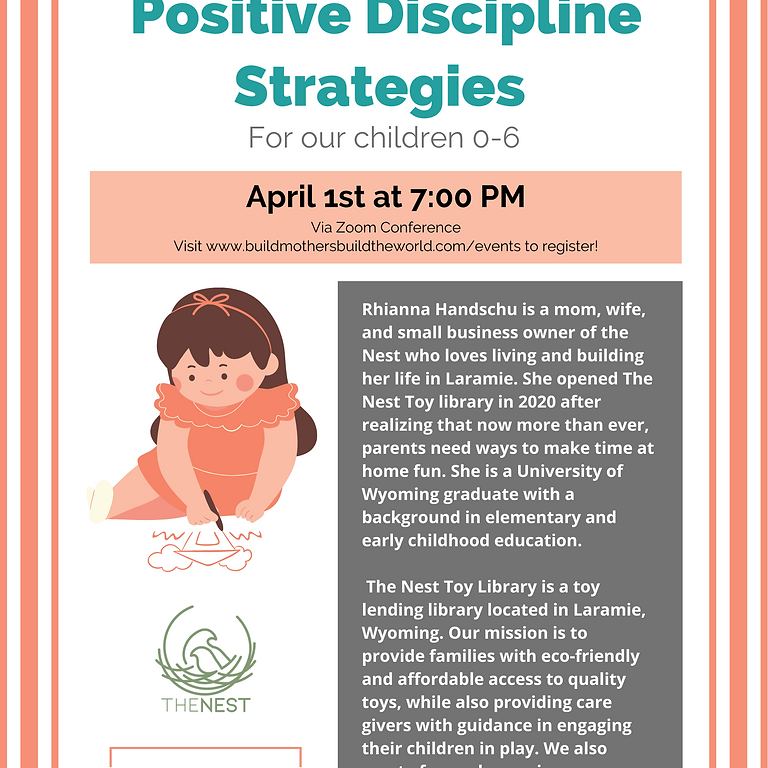 Positive Discipline Strategies