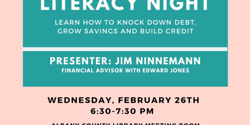 Financial Literacy Night