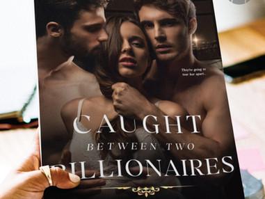 Caught Between Two Billionaires - Skye Warren