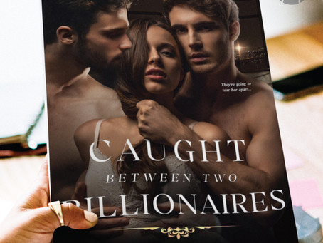 Caught Between Two Billionaires - Skye Warren