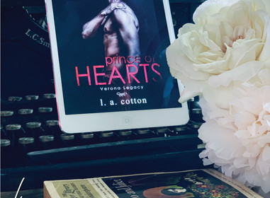PRINCE OF HEARTS | L.A. COTTON - REVIEW
