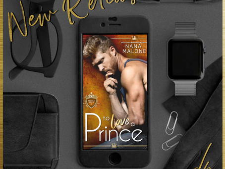 To Love A Prince - New Release