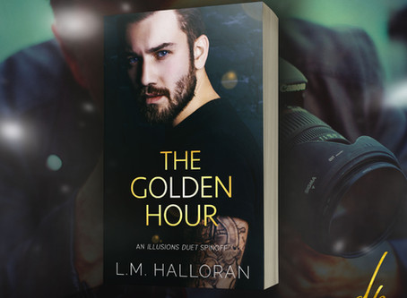 THE GOLDEN HOUR - REVIEW