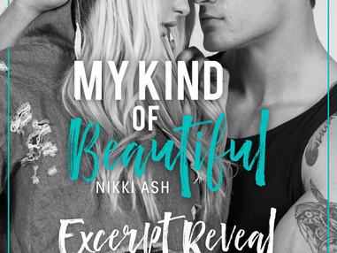 Excerpt Reveal - My Kind of Beautiful