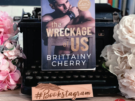 Wreckage Of Us - Brittainy C. Cherry