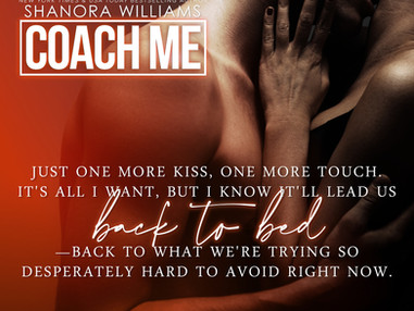 """COACH ME - SHANORA WILLIAMS """"REVIEW"""""""