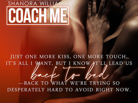 "COACH ME - SHANORA WILLIAMS ""REVIEW"""