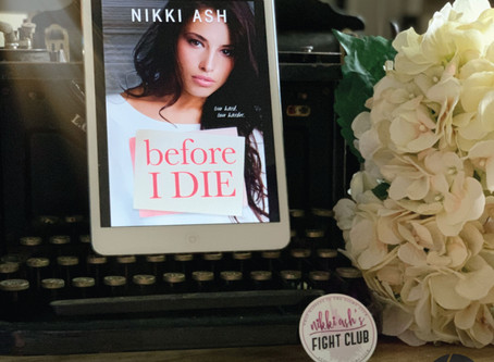 Before I Die | Nikki Ash | REVIEW