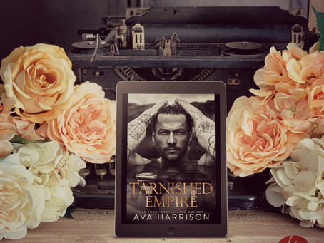 TARNISHED EMPIRE - AVA HARRISON