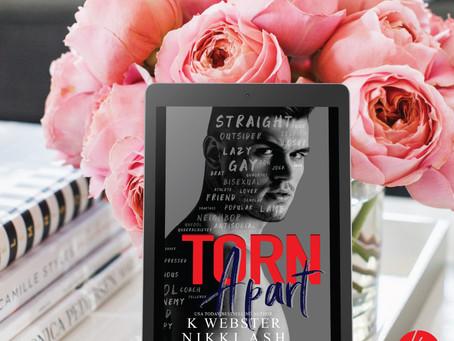 TORN APART - REVIEW - Nikki Ash & K. Webster