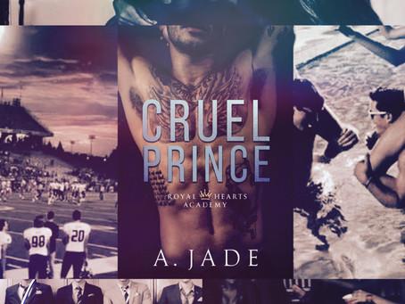CRUEL PRINCE - REVIEW