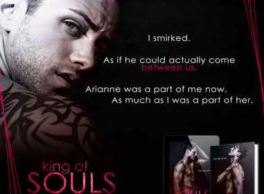 EXCERPT REVEAL - KING OF SOULS