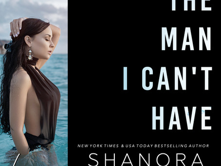 The Man I Can't Have - Cover Reveal