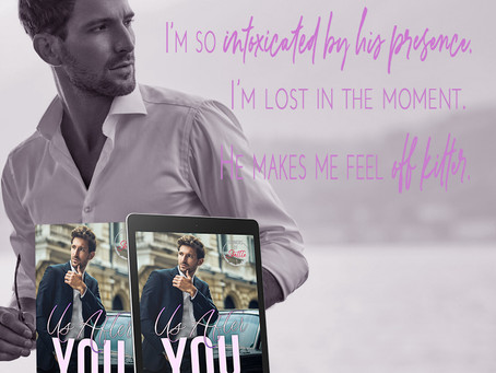 US AFTER YOU - EXCERPT!