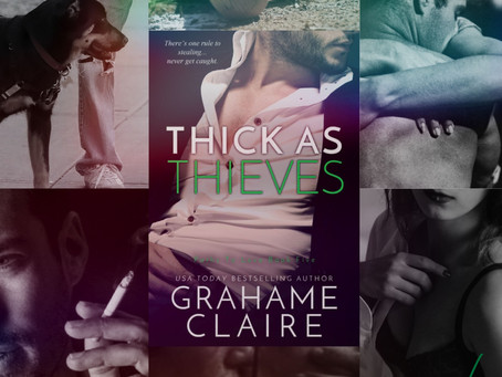 THICK AS THIEVES | REVIEW ⭐️⭐️⭐️⭐️⭐️