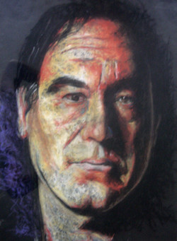 Portrait of Oliver Stone