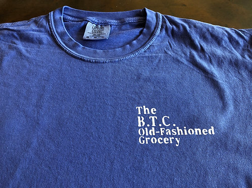 Blue Original Re-Issue T-Shirt