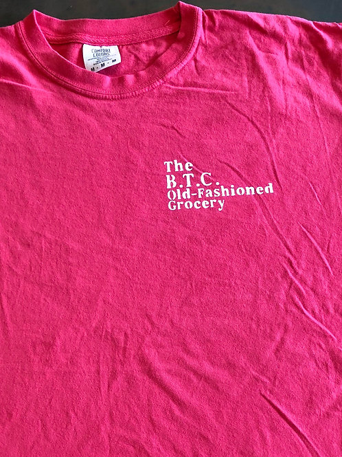 Red Original Re-Issue T-Shirt
