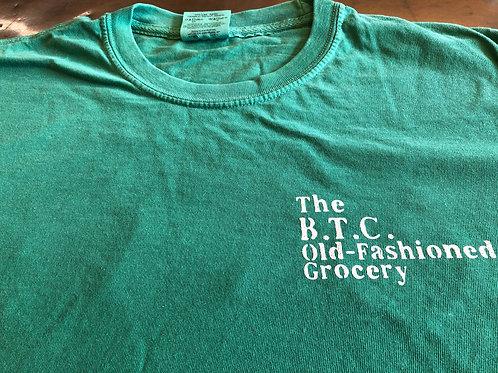 Green Original Re-Issue T-Shirt