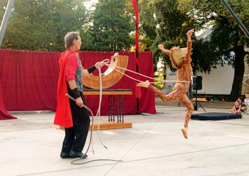 Extrait du spectacle Drôle de Cirque