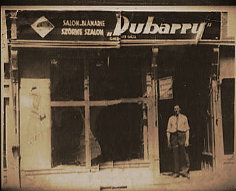 Dubarry Furs - Europe 1935