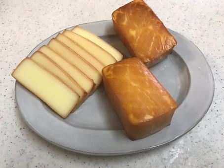 絶対失敗しない燻製シリーズ・300円スモーカー・チーズ編