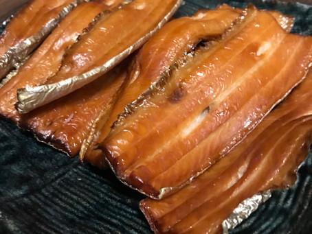 太刀魚燻製(熱燻)
