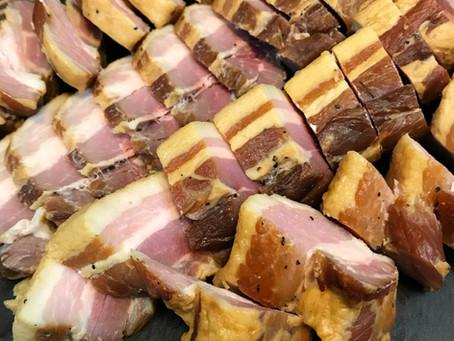 燻製ベーコン2【豚バラ編】