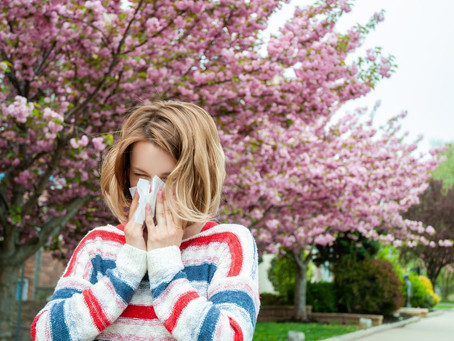 Allergy season is around the corner...Ahh Choo!