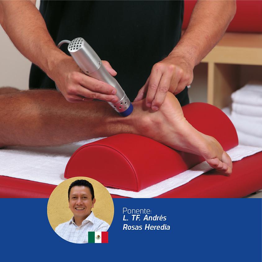 Tratamiento de Lesiones Ortopédicas con Ondas de Choque