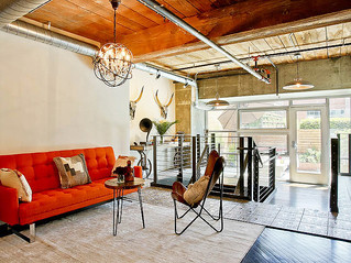 SOLD!!! Sexy & Spacious DTLA Arts District Loft.
