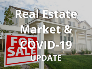 Flattening the Curve and the effect on the US Real Estate Market