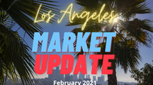 February 2021 Real Estate Market Review