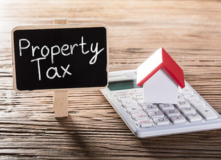Property Tax is due Today April 10
