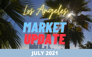 JULY Market Update - Housing Inventory Rising but Sales Slowing