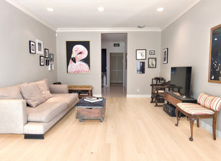 Location! Location! Location!  Bright and Spacious 1bd+Den/1ba condo in prime Beverly Hills Adjacent