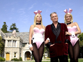 Playboy Mansion for sale, asking price $200,000,000