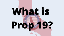 Prop 19 - What Does it Mean for Homeowners?